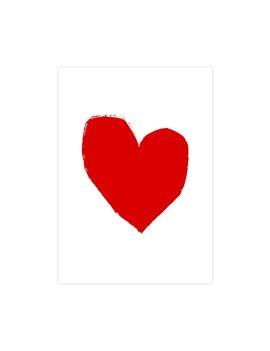 """Wenskaart """"Big Love"""""""