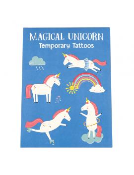 Eenhoorn tattoos