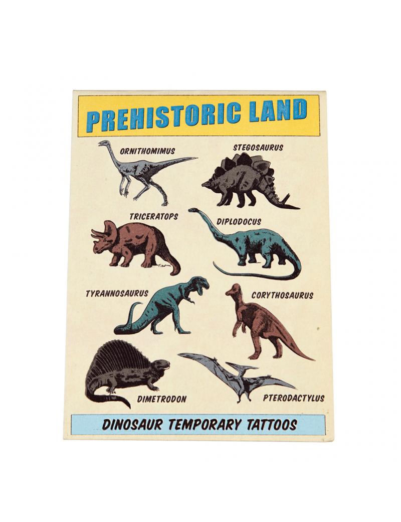 Dino tattoos