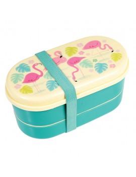Flamingo bento box
