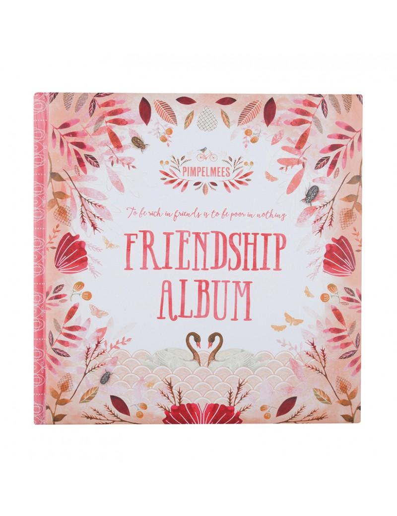 vriendschaps-album - Pimpelmees