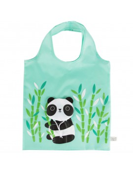 opvouwbare shopping bag 'Panda'