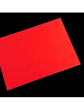 """Luxe rode envelop """"Lovely Red"""""""