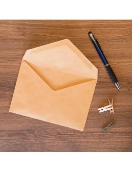 "Envelop ""Kraft"""