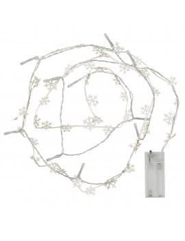 lichtjesslinger 'Snowflakes' - Bloomingville