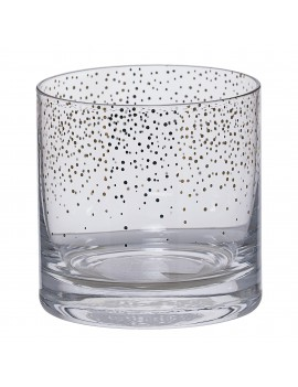 waterglas Gold dots - Bloomingville