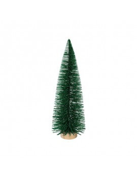 kerstdeco mini spar Snow Green Large - &Klevering