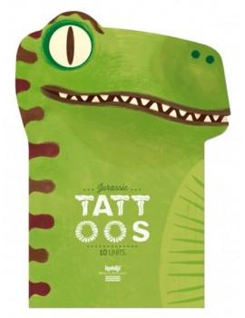 Dino tattoos - Londji