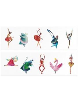 Ballerina tattoos - Londji
