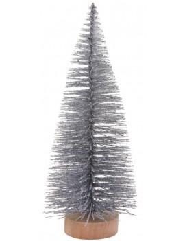 Kerstboom met glitters - Sass & Belle