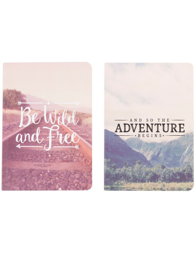 Adventure notebook - Sass & Belle