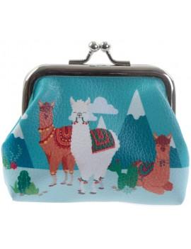 Alpaca geldbeugel portefuille - Puckator