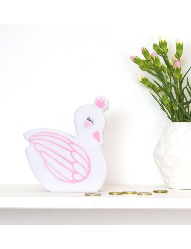 Zwaan spaarpot - A Little Lovely Company