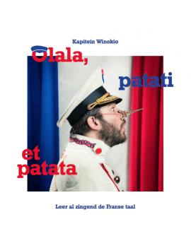 Olala patati et patata boek + cd - Kapitein Winokio