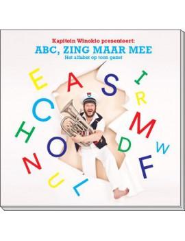 ABC Zing maar mee boek + cd - Kapitein Winokio