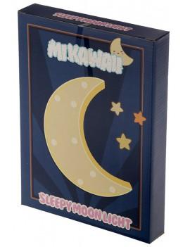 Nachtlamp halve maan