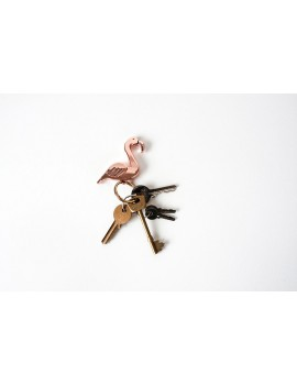 Flamingo flessenopener