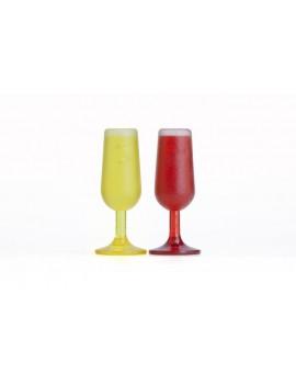Wijnglas wijnstop (set van 2) - Qualy