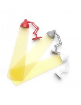 Bladwijzer leeslamp - Peleg Design
