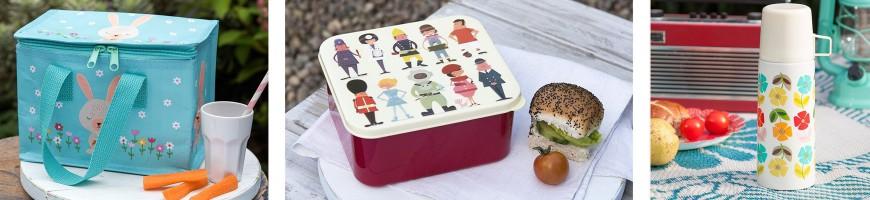 Boterhamdozen, brooddozen lunchboxen en meer