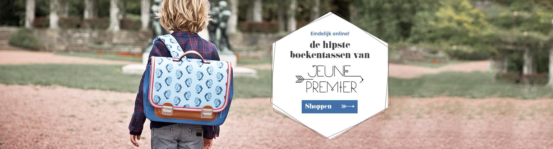 Jeune Premier boekentassen