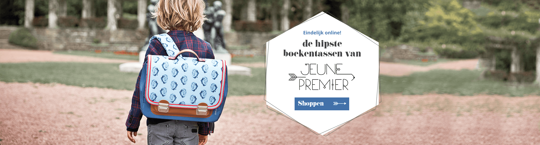 Jeune Premier boekentas kopen
